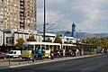 Sarajevo Tram-207 Line-2 2011-10-07.jpg