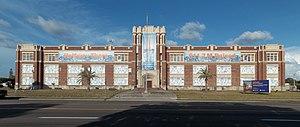 Sarasota High School - Old Sarasota High building
