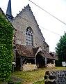 Sargé-sur-Braye Église Saint-Martin Fassade 2.jpg