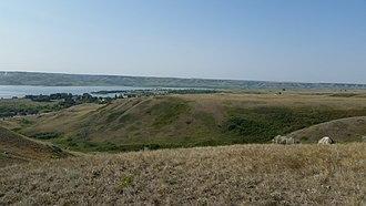 Saskatchewan Landing Provincial Park - Image: Saskatchewan Landing August 2018