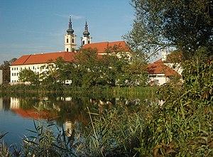 Šaštín-Stráže - A basilica in Šaštín