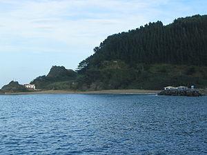 Mutriku - Saturraran beach.