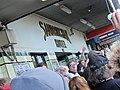 Save Our Sando rally at the front of Sandringham Hotel in Newtown.jpg