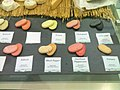 Savoury macarons from Cafe On, May 2011.jpg