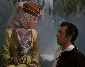 Scaramouche (1952 film) - Janet Leigh and Stewart Granger