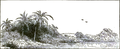 Scene on Indian River - Page 45 - Chapter VI - History of India Vol 1 (1906).png