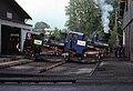 Schafbergbahn StWolfgang depot 1977.jpg