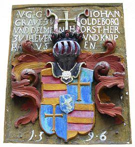 Johann VII., Oldenburg-Delmenhorst, Graf