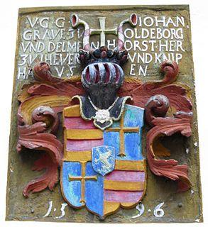 John VII, Count of Oldenburg Count of Oldenburg and Delmenhorst