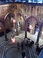 Scottish National Portrait Gallery - view down into Grand Hall.jpg