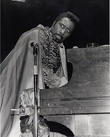 Screamin' Jay Hawkins.