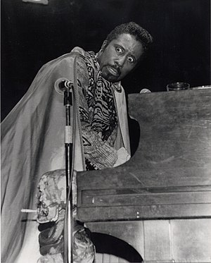 Screamin' Jay Hawkins - Hawkins in concert, 1979