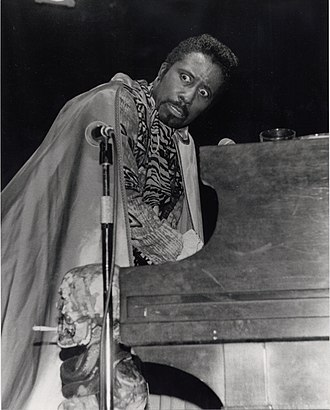 Screamin' Jay Hawkins - Hawkins in concert, 1979