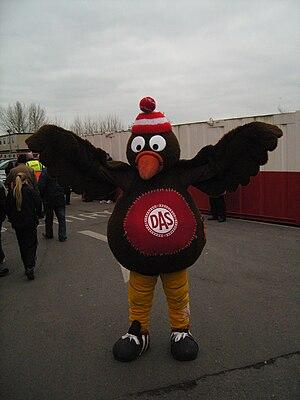 Bristol City F.C. - Scrumpy, Bristol City FC mascot