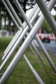 Sculpture Avenue K Kenneth Snelson Leibnizufer Hanover Germany 03.jpg