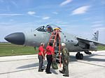 Sea Harrier at 2014 Cleveland Nation Air Show.jpg