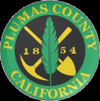 Plumas County, California - Image: Seal of Plumas County, California