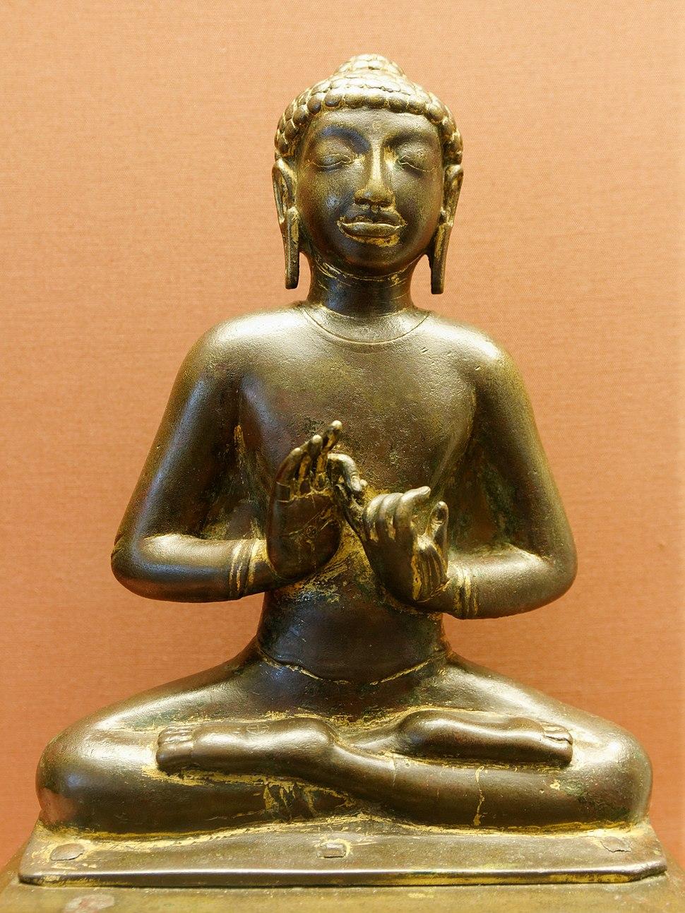 Seated Buddha BM OA1969.7-25.1