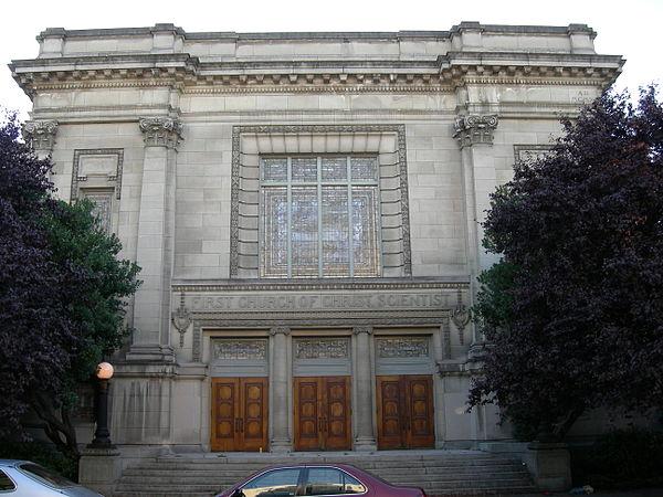 Neoclassical Architecture In Washington State