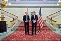 Secretary Kerry Delivers Press Statement With British Foreign Secretary Hammond in London (24717640721).jpg