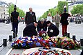 Secretary Kerry Lays Wreath During 70th Anniversary VE Day Commemoration in Paris (17421652205).jpg