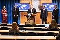 Secretary Pompeo, Secretary Esper, Attorney General Barr, and National Security Advisor O'Brien Hold a Press Availability (49994642118).jpg