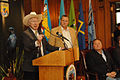 Secretary of the Interior Ken Salazar announces a $280 million investment in the U.S. Fish and Wildlife Service during a press conference at the Montana State Capital in Helena.jpg