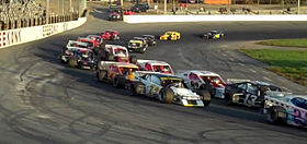 Modified Racing Series en 2009