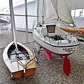 Segelboot-Display, Deutsches Schiffahrtsmuseum, 2016 (04).jpg