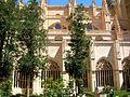 Segovia - Catedral, claustro 01.jpg
