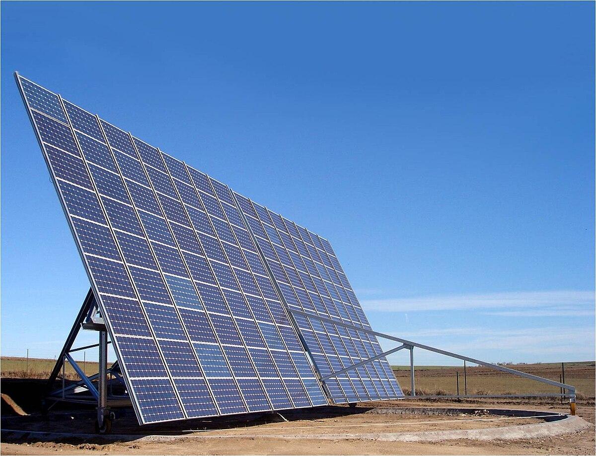 Pannello Solare A Concentrazione Wikipedia : Inseguitore solare wikipedia