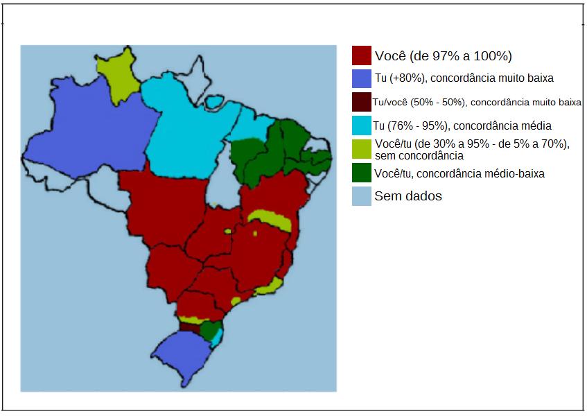 Segunda pessoa no Brasil II