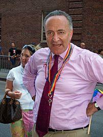 Senator Charles Schumer by David Shankbone