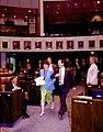 Senator Ron Klein escorting Secretary of the Senate Faye W. Blanton - Tallahassee, Florida.jpg