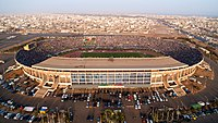 Senegal 1 - Cameroon 0 - Stade Léopold Sédar Senghor.jpg