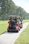 Senior leaders, community compete at commanding officer's golf tourney 140610-M-SR938-037.jpg