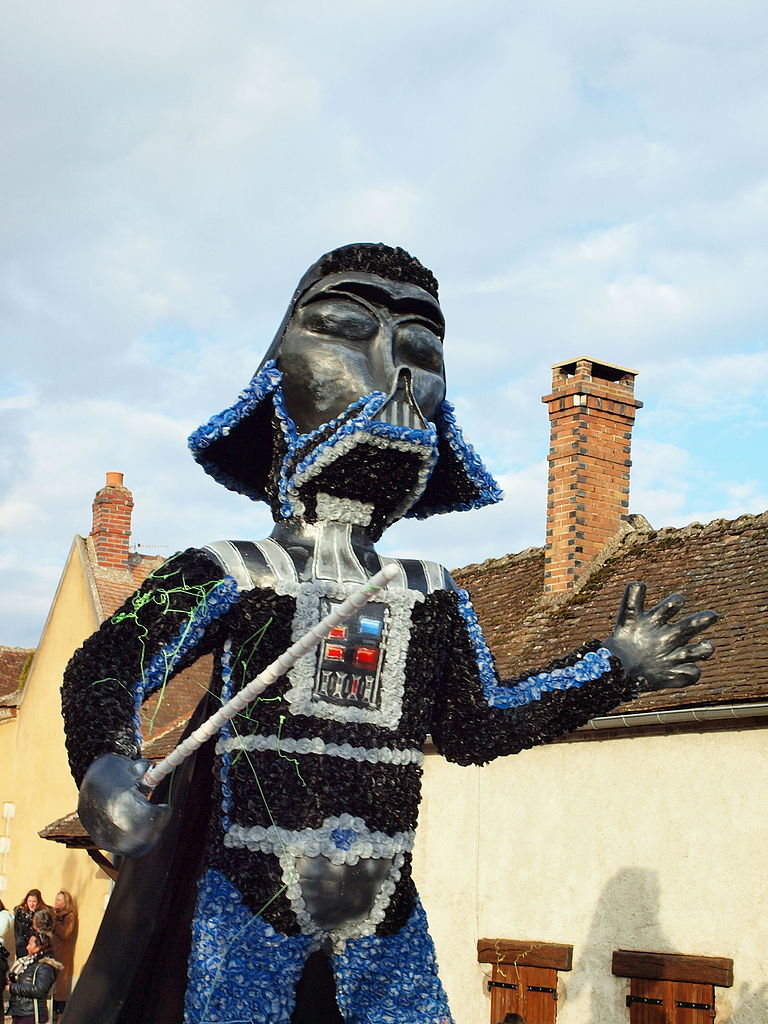 Filesergines Fr 89 Carnaval 2016 Star Wars Dark Vador 7jpg