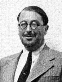 Frank Heller (Gunnar Serner), 1945
