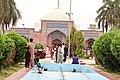 Shah Jahan Mosque at Thatta.jpg
