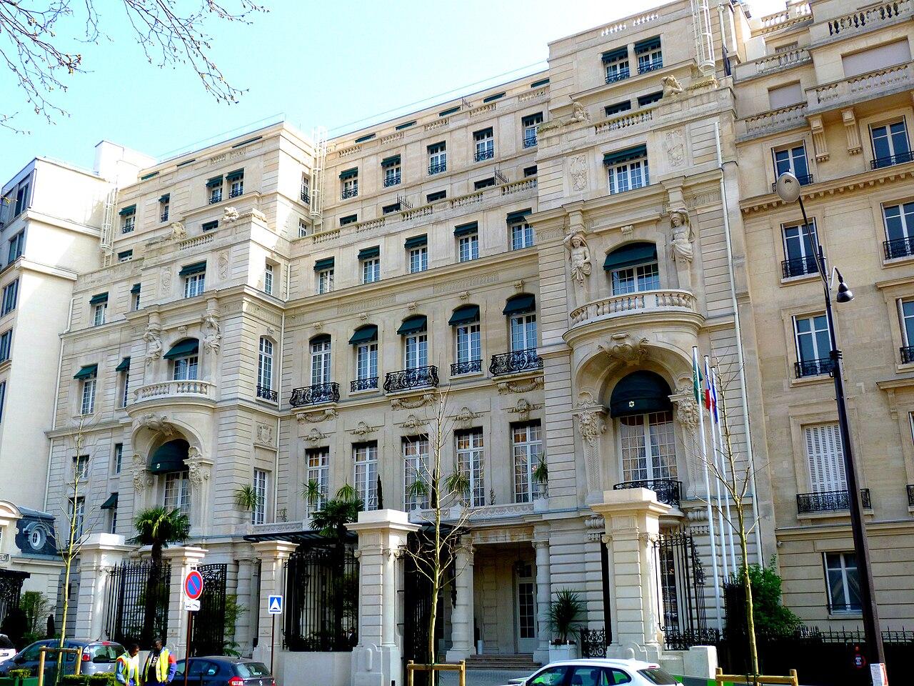 Hotel Iena Paris