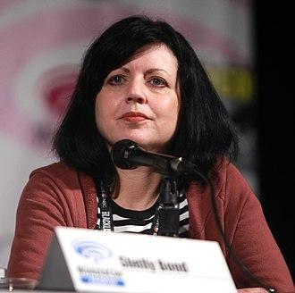 Shelly Bond - Shelly Bond at the 2014 WonderCon