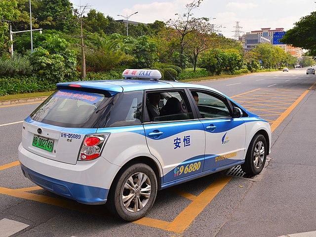 ShenzhenTaxiBYDe6