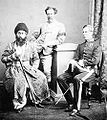 Sher Ali Khan with Cd Charles Chamberlain and Sir Richard F. Pollock.jpg