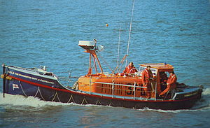 Oakley-class lifeboat - Image: Sheringham Lifeboat ON960 Manchest Unity of Oddfellows