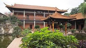 Shifang - a Shifang temple