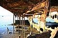 Shipwreck of gayundah,woody point,22-08-2013 (19) (9567209052).jpg