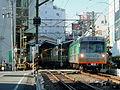 Shizutetsu 1000 Departure from Shin-Shizuoka Sta.jpg