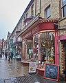 Shop fronts, Middleton Street, Llandrindod Wells.jpg