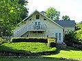Side view of Yellow Barn, Shubel Smith House, Ledyard, CT.JPG