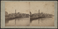 Sidewheel boat moored at dock at Norwich, from Robert N. Dennis collection of stereoscopic views.png